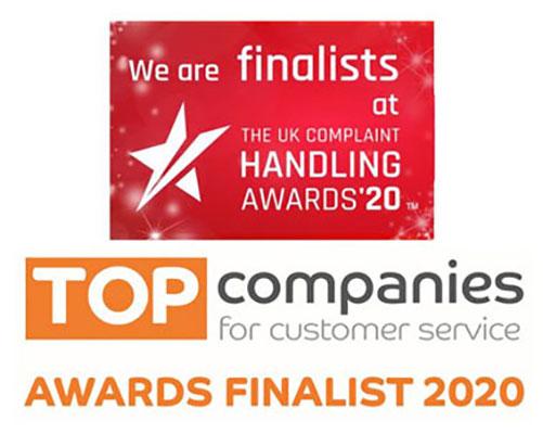 Awards Customer Service
