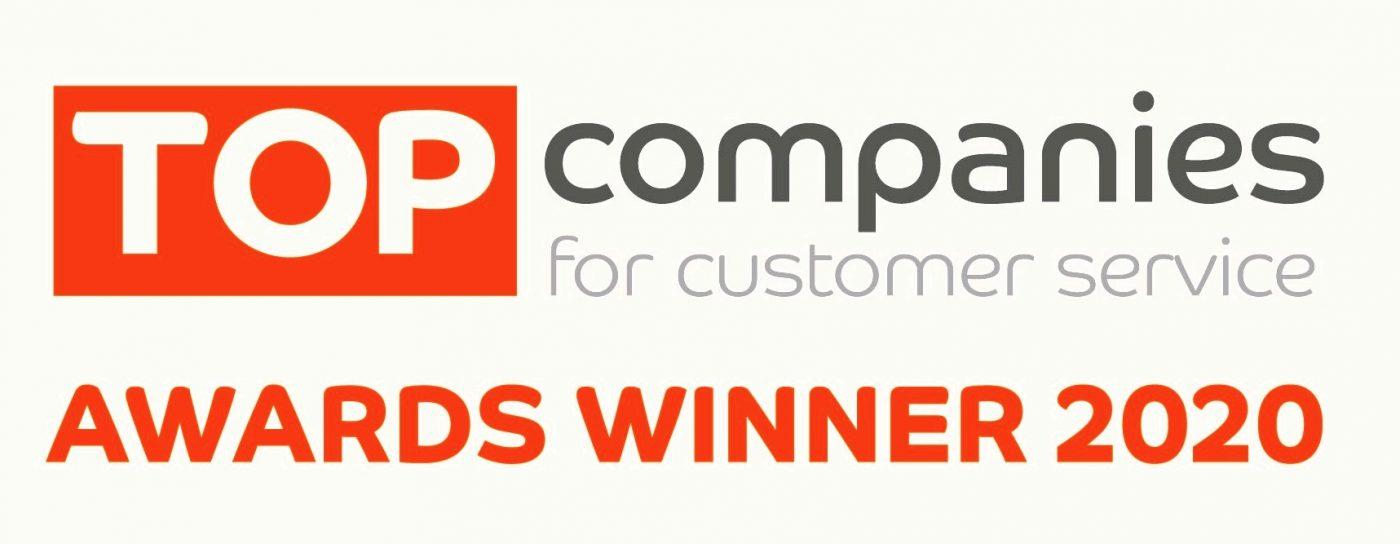 Winner Top Companies for Customer Service
